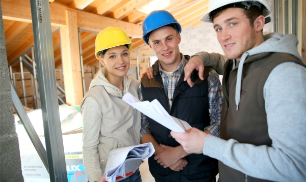 Campaign launched to offer pupils construction experience