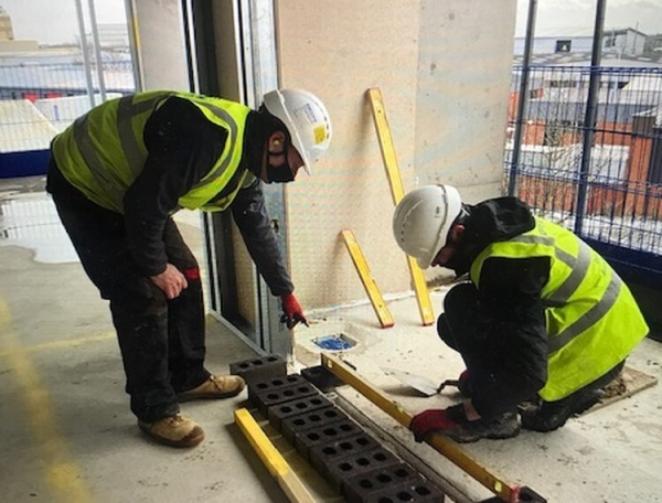 Lee Marley Brickwork Applauds Apprentices for Adapting to The Challenges of Covid-19