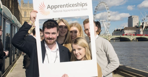 National Apprenticeship Week 2018 celebrates best of earning and learning