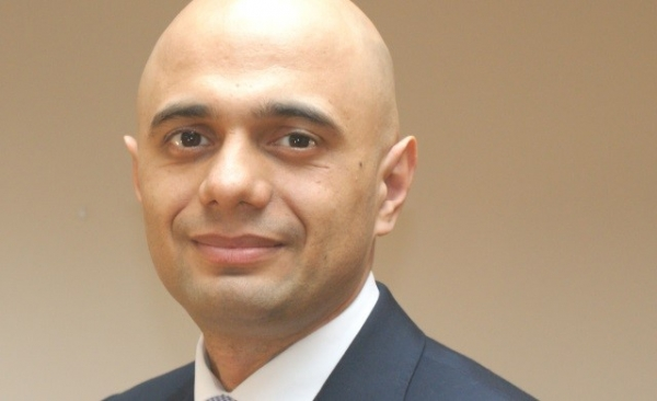Contractors must step up to the challenge of building housing across the country, communities secretary Sajid Javid says.