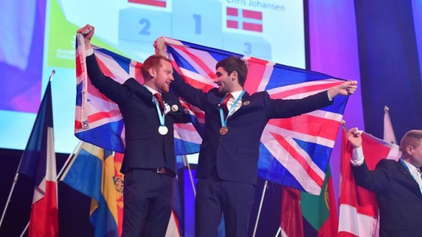 WorldSkills: extra funding needed to keep Team UK on top of the world