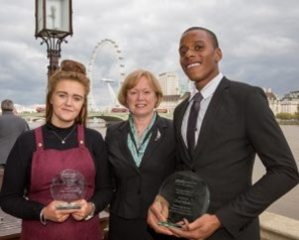 Winners of the 2016 Young Builder of the Year Awards announced